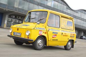 Ein Van zum Verwechseln