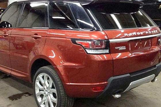 So kommt der neue Range Rover Sport