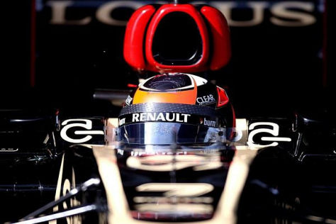 Kimi Räikkönen freut sich auf den Start in die neue Formel-1-Saison