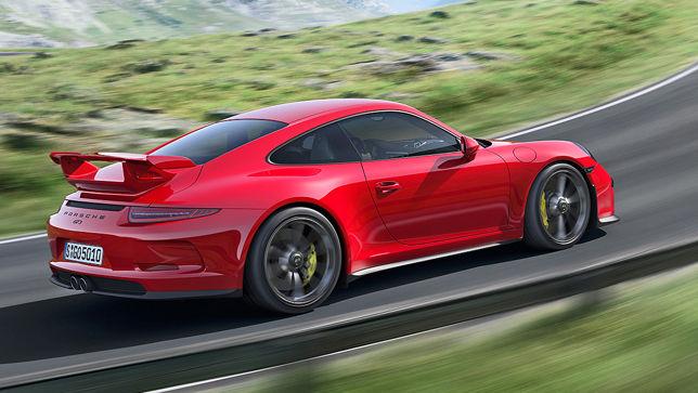 Video Porsche 911 Gt3 Autobild De