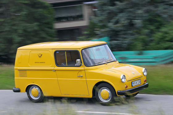 VW Typ 147 Fridolin