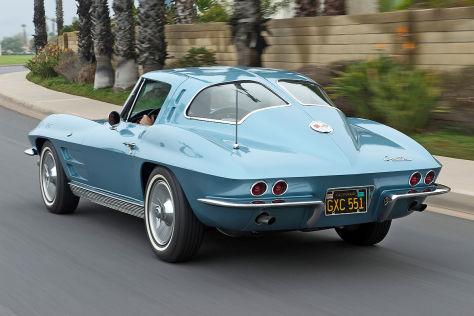 Kaufberatung Chevrolet Corvette Sting Ray Autobild