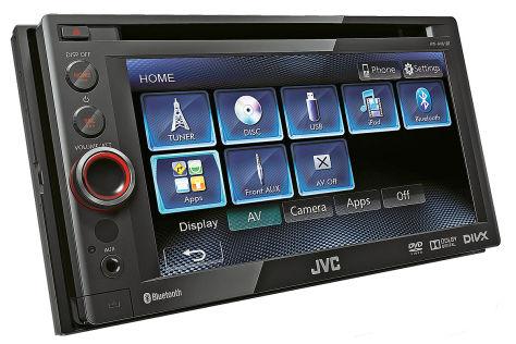 JVC KW-NSX700E