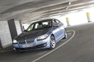 BMW nicht sauber genug