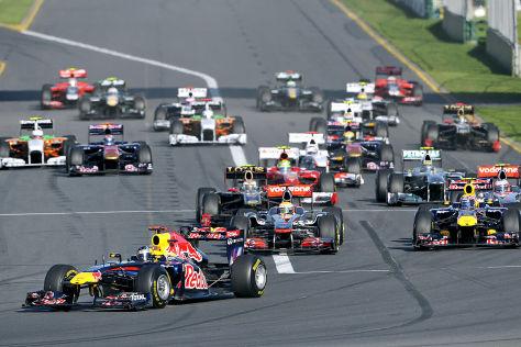 Formel-1 Melbourne