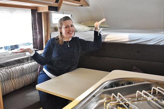 Mercedes X-Klasse mit Tischer-Wohnkabine