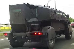 Russischer Elite-Panzer
