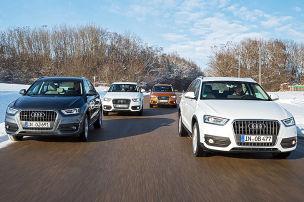 Gesucht: Der beste Audi Q3
