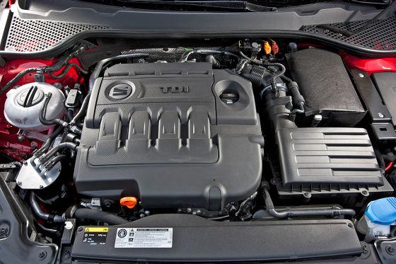 Seat Leon, TDI-Motor