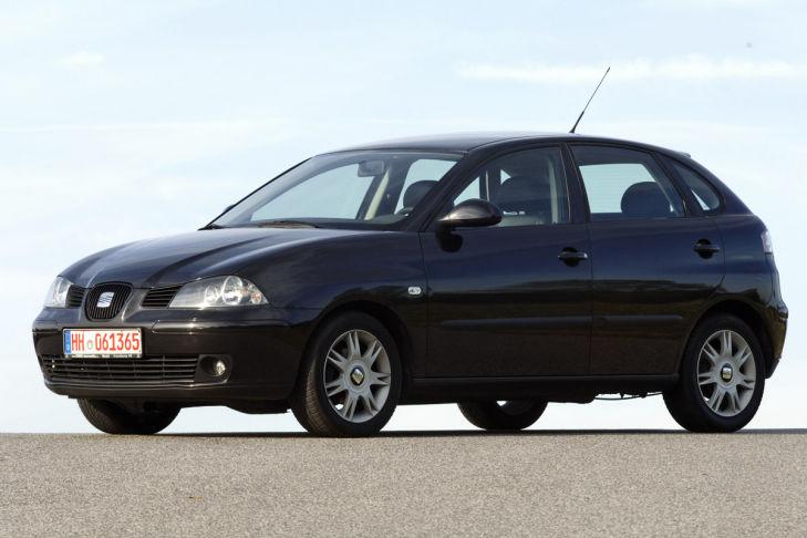 Seat Ibiza (Typ 6L)
