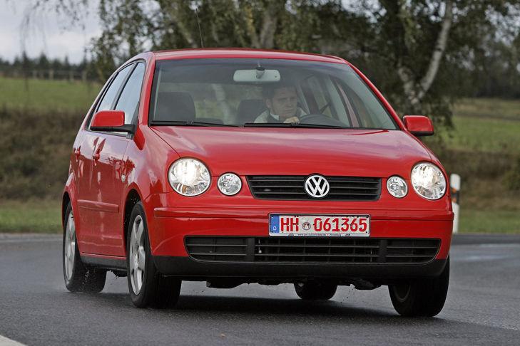 VW Polo (Typ 9N)