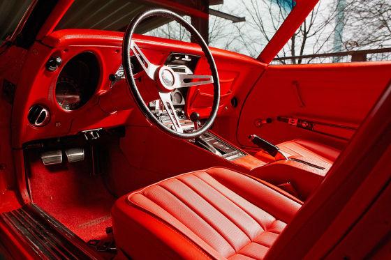 Corvette Stingray 1969 >> Corvette C3 Stingray: Sportwagen-Klassiker - autobild.de
