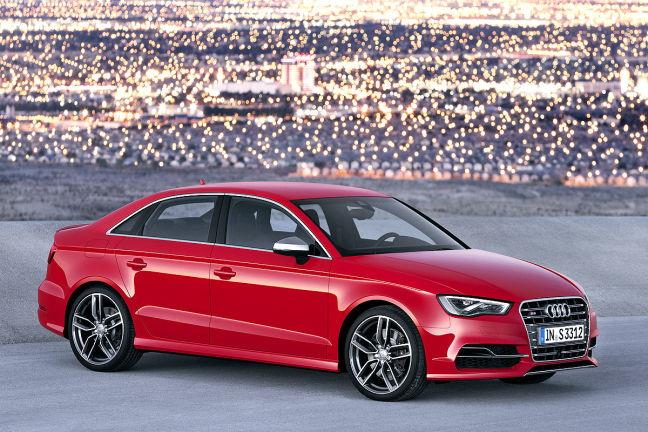 Video: Audi A3/S3 Limousine