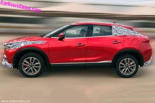 Ein Mazda CX-4 aus China?
