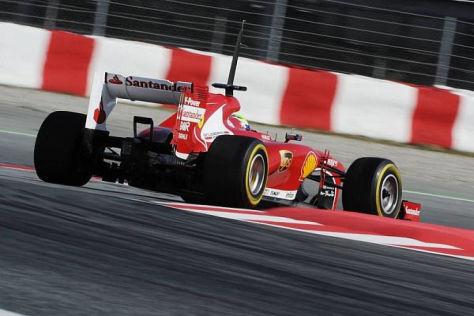Felipe Massa will 2013 zum neuen