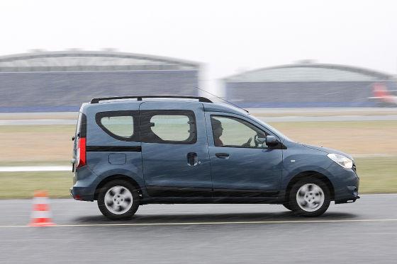 Van Duell Schlägt Der Dacia Dokker Den Vw Caddy Autobildde