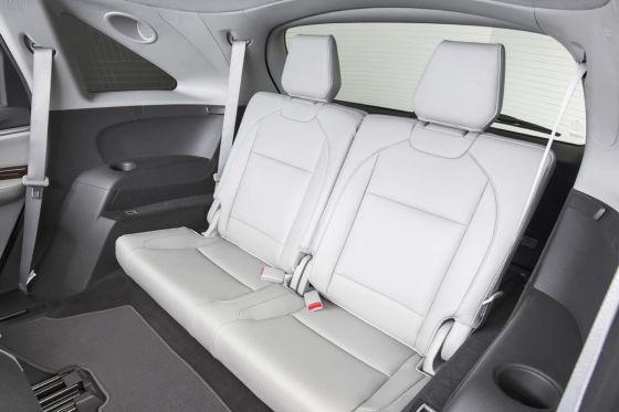 Acura MDX (2014): New York Auto Show 2013