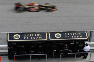 Lotus in Titelform? Grosjean: