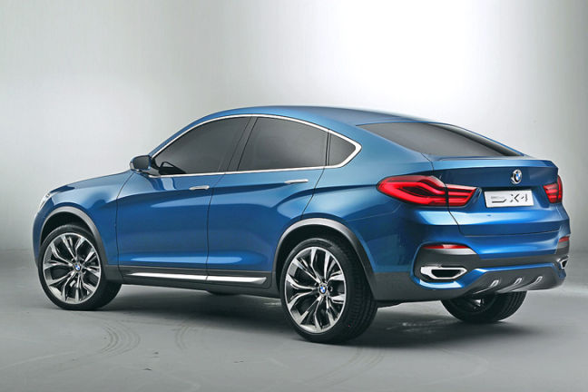 video bmw x4 concept. Black Bedroom Furniture Sets. Home Design Ideas