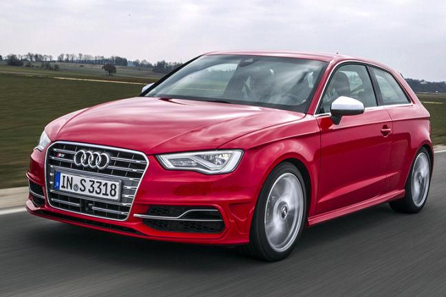 Video: Audi S3
