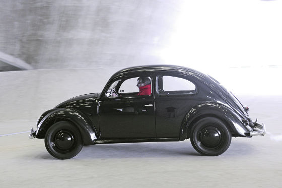 VW Käfer Prototyp Nr. 6 1938