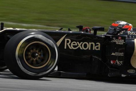 Kimi Räikkönen geht besonders sensible mit den Pirelli-Reifen um
