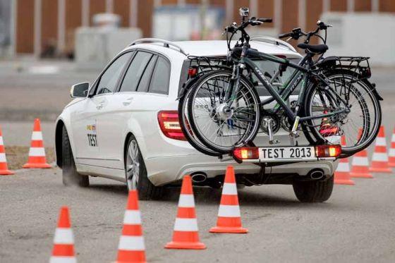 Fahrradträger-Test (GTÜ)