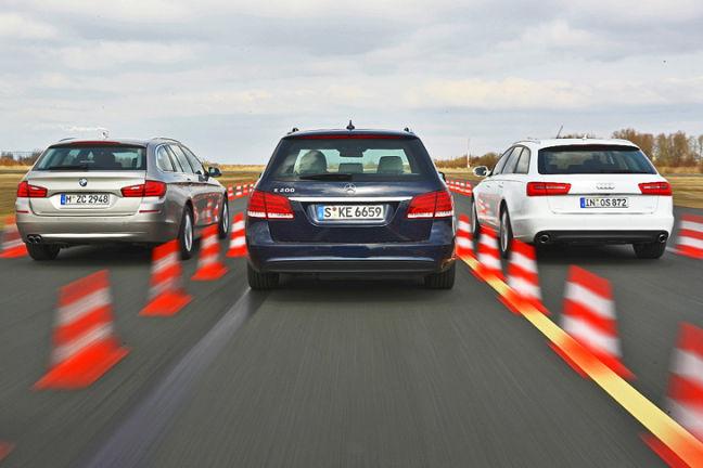 Video: Audi, BMW, Mercedes