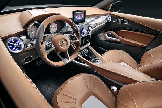 Mercedes GLA Concept