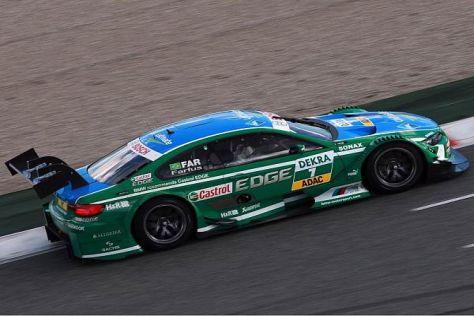 Augusto Farfus setzte die schnellste Runde der Hockenheim-Testwoche