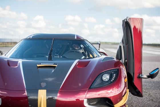 Geschwindigkeitsrekord: Koenigsegg Agera RS