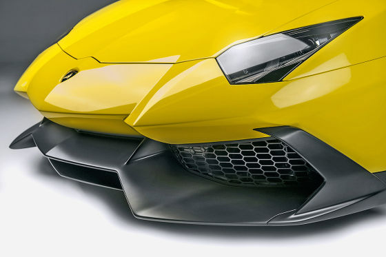Lamborghini Aventador LP 720-4 50 anniversario vorne