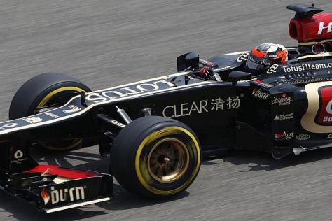 Kimi Räikkönen gehört nicht zu den Kritikern der Pirelli-Reifen