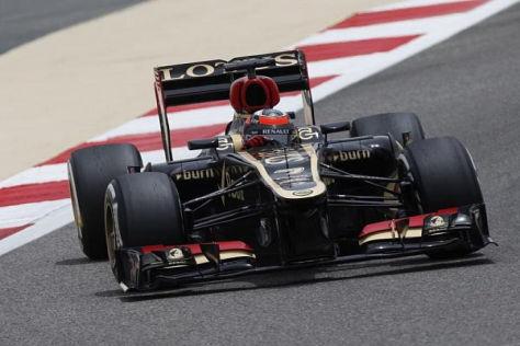 Kimi Räikkönen scheint sich als neuer Reifenflüsterer der Szene zu etablieren