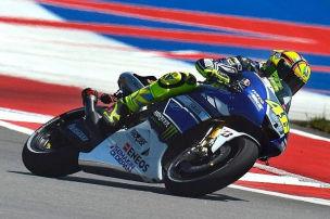 Rossi auf der Suche nach dem Grip