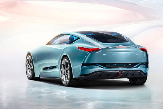 Buick Riviera Concept Heckansicht