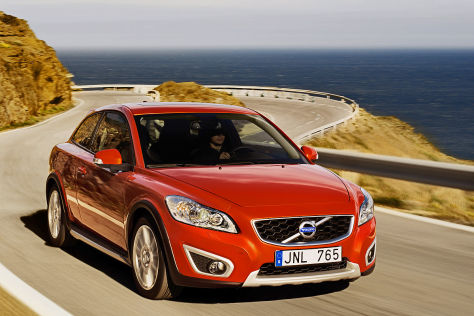 Volvo C30, S40, V50: Rückruf