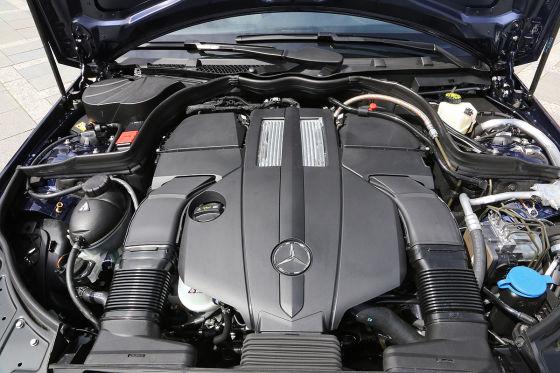 Mercedes E-Klasse 400 Coupé