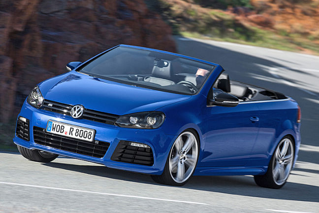 video vw golf r cabrio 2013. Black Bedroom Furniture Sets. Home Design Ideas