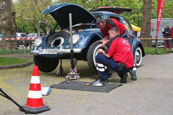 VW Käfer Fierek