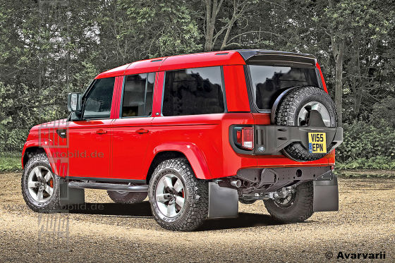 Solche Land Rover haben Sie noch nie gesehen!
