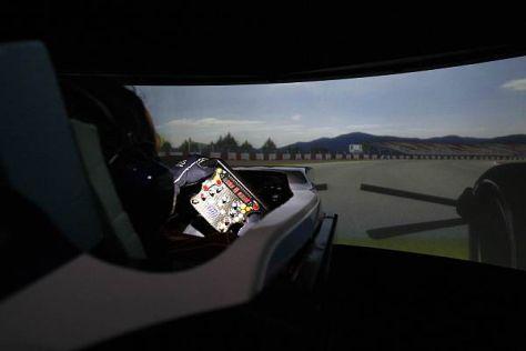 Die Simulatoren der Formel-1-Teams werden immer ausgereifter