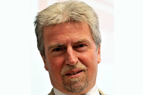 KBA-Präsident Ekhard Zinke