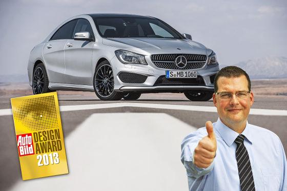 Oliver Schragl aus Berlin gewinnt den Mercedes CLA