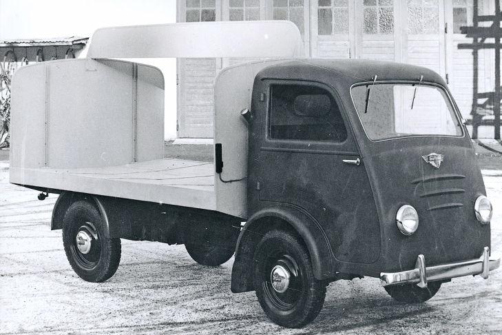 Bilder Kleintransporter Der Funfziger Jahre Bilder