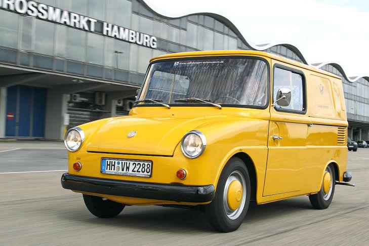 VW Typ 147