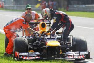 Nach Vorf�llen: Red Bull bezieht Lichtmaschine von McLaren