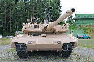 Das ist die Panzer-Zukunft
