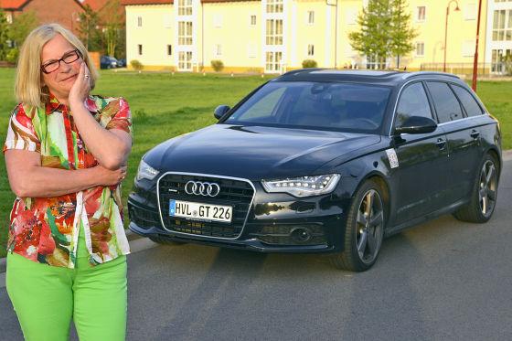 Probleme mit der Lenkung bei Audi