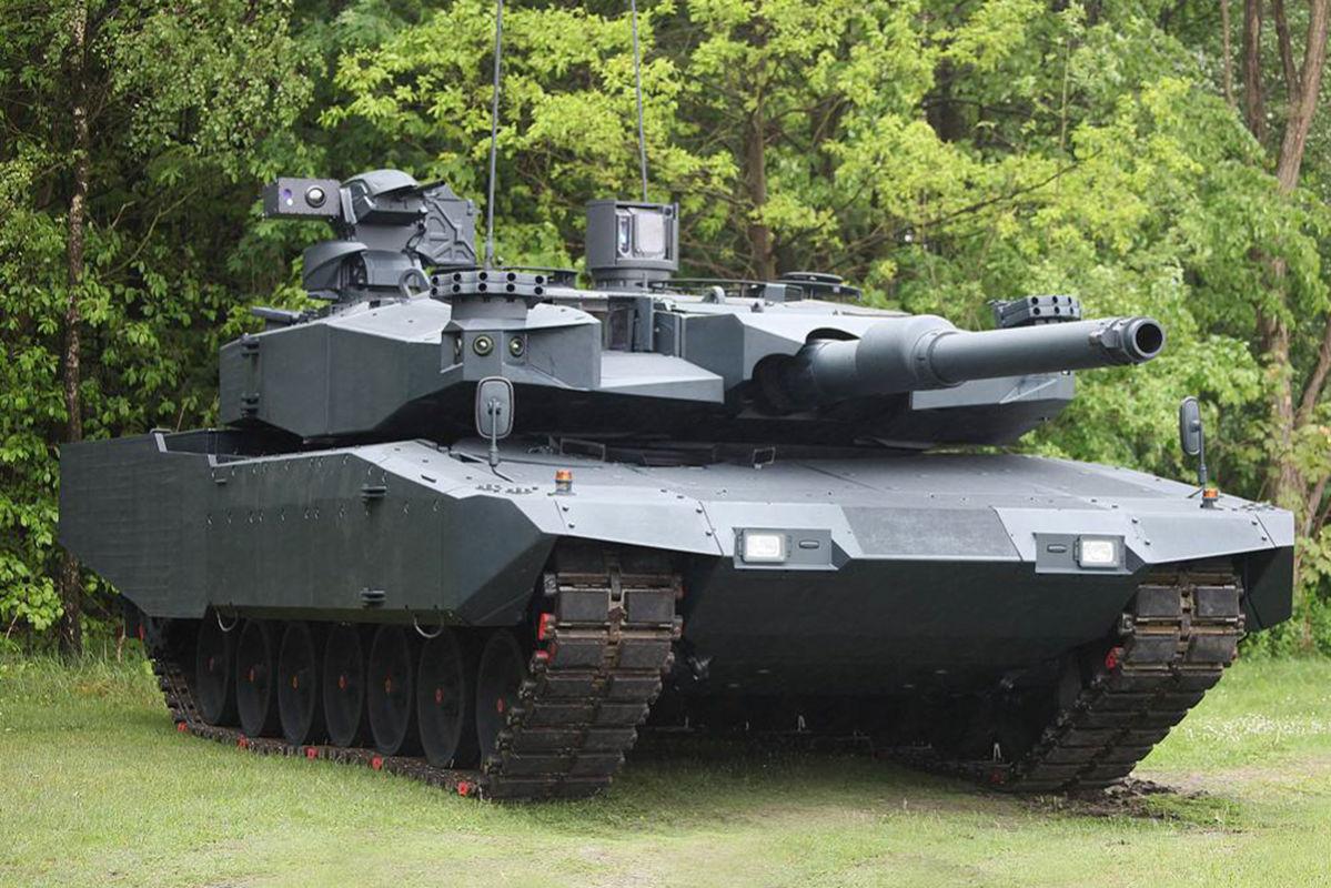 Das ist der Leopard 2 Revolution